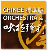 CHINEE  ORCHESTRA  �зǪ� SE