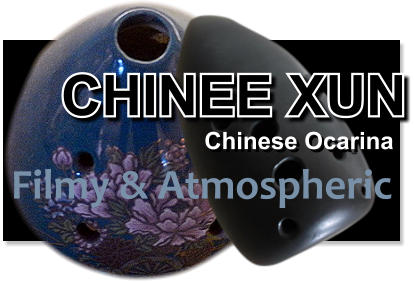 CHINEE XUN Chinese Ocarina Filmy & Atmospheric